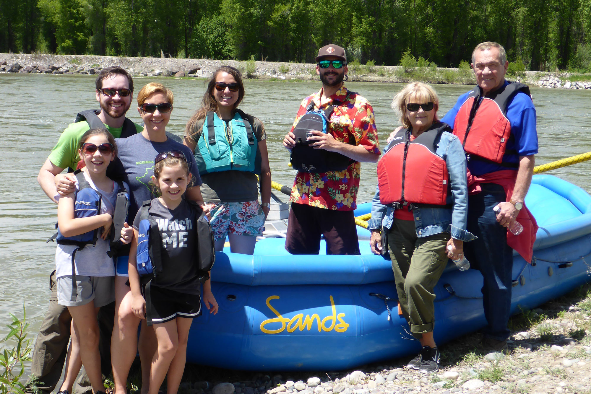 Scenic Rafting group ready to launch